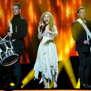 eurovision thank you australia
