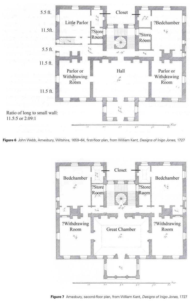 307 best architecture plans english 2 bd13 images on pinterest