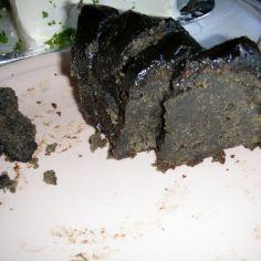 Musta kuivakakku - Kotikokki.net - reseptit