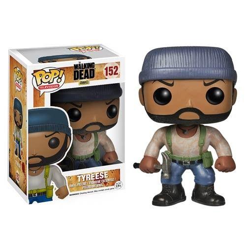 Figurine POP Walking Dead Tyreese - Geek Store