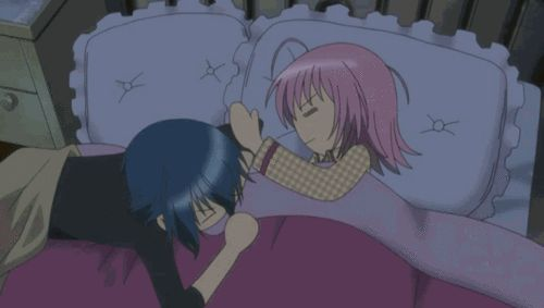 shugo chara tumblr amu and ikuto - Google Search