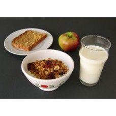 Завтрак с мюсли