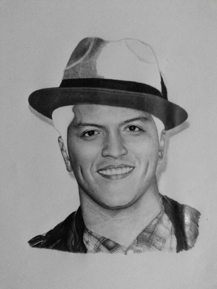 In Progress  #3 #brunomars #sketch
