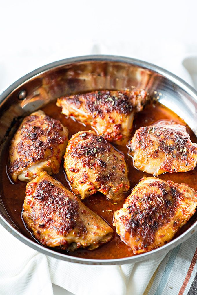 Peri Peri Chicken Recipe | Adore Foods