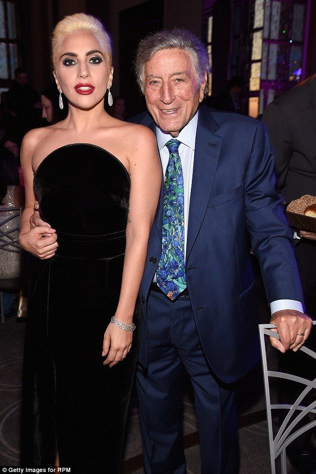 Dear pals: As they work on the new album Cheek To Cheek together, top performer Lady Gaga helped bring Tony into the 21st century