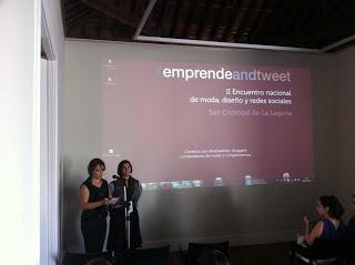 Diario de una mujer actual: Y #EMPRENDEANDTWEET 2012 LLEGÓ