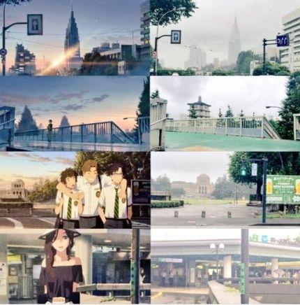 '너의 이름은'포스터. 사진 출처=(주)미디어캐슬 제공결론부터 말하면 드디어 일본 애니메이션 영화계는 미야자키 하야오 감독의 적자를 찾은 듯하다. 1000년 ...