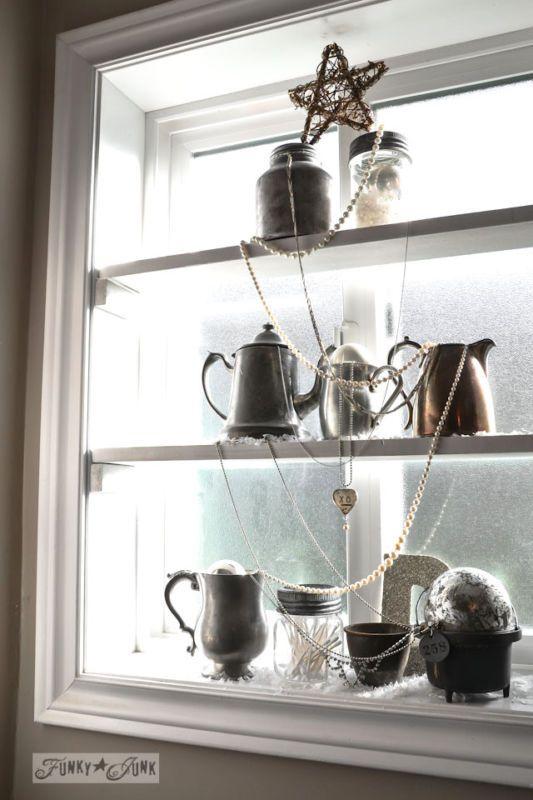 157 best Decor: WINDOW treatments images on Pinterest | Funky junk ...