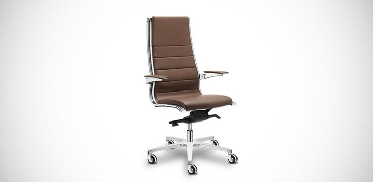 Sitland italian office chairs and armchairs for luxury hospitality