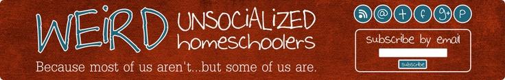 Ten Great Events to Plan for Your Homeschool Group   Weird Unsocialized HomeschoolersWeird Unsocialized Homeschoolers