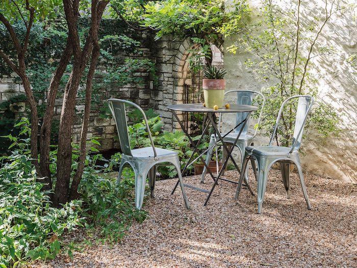 Les 537 meilleures images du tableau jardinage sur for Chaise de parterre