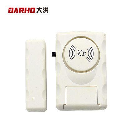 Darho casa ventanas puertas y ventanas de alarma antirrobo alarma ruidosa estupenda sencilla puerta del sensor de alarma de puerta