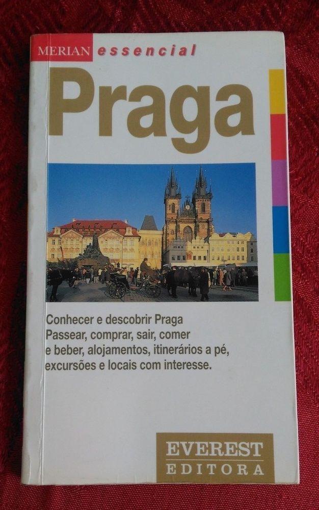 Praga Merian essential Everest Editora Thomas Veszelits #EverestEditoraLda