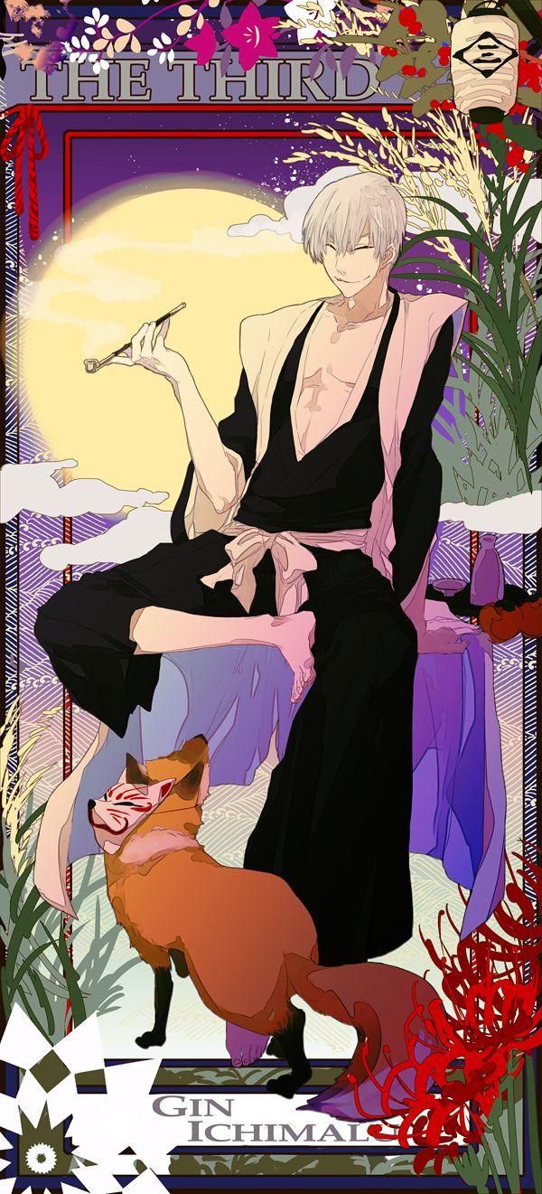Bleach// Gin Ichimaru