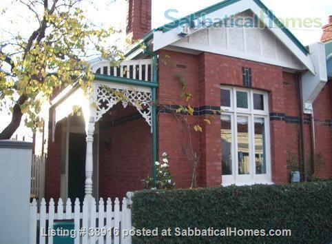 SabbaticalHomes - Home for Rent Melbourne 3182 Australia, Beautiful, warm, sunny house