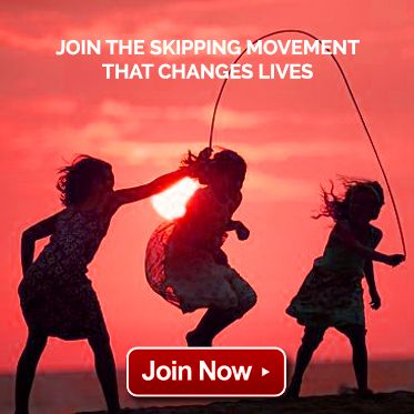 Join skip4life now and change lives! www.skip4life.com