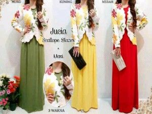 s 330 juccia 300x225 Baju maxi modern dress julia scalope