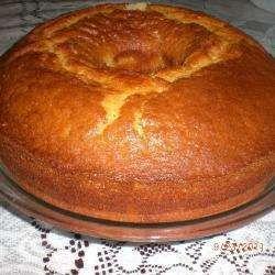 Pan de naranja fácil
