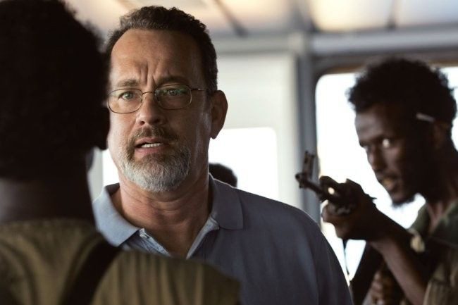 "Tom Hanks en ""Capitan Phillips"" de Paul Greengrass (2013)"