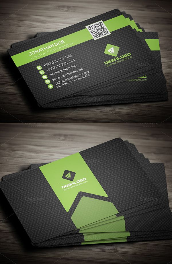 7 best Business card images on Pinterest | Fonts, Business cards ...