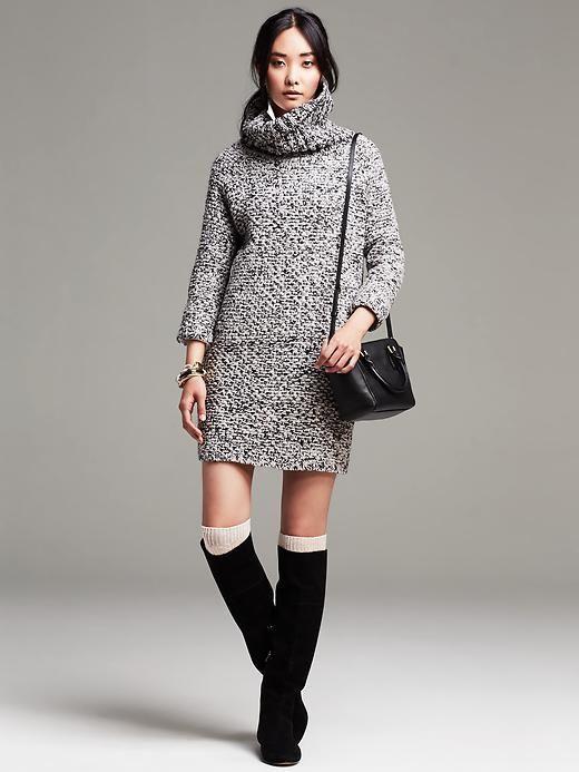 Banana Republic Heritage Marled Sweater Dress on shopstyle.com