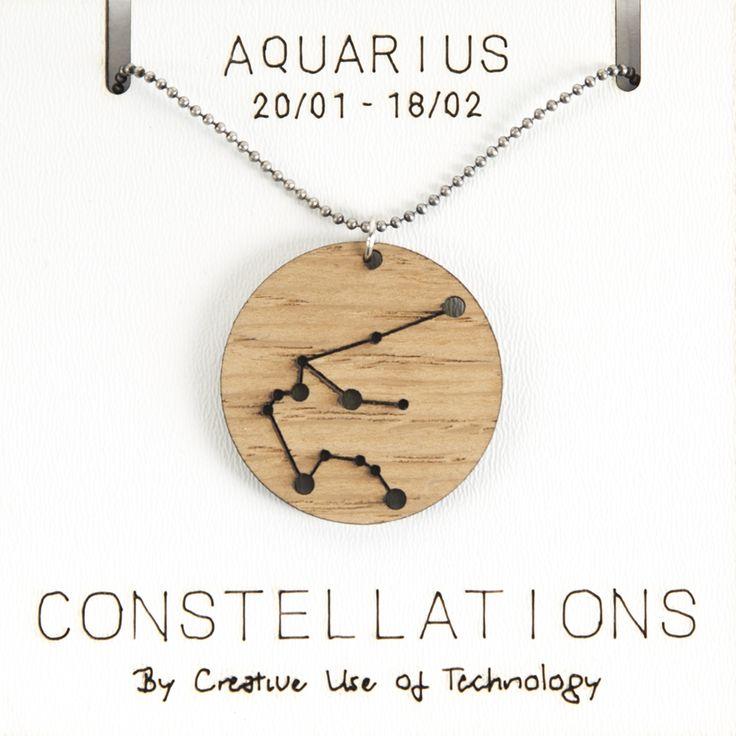 Ketting Aquarius (Waterman) | Creative Use of Technology