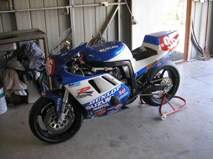 1987 Suzuki GSXR 1100 RK trackbike