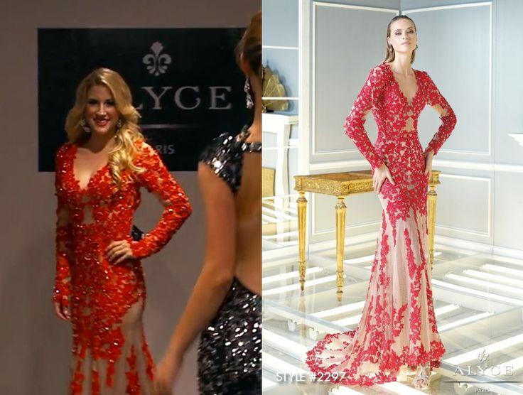 Have you seen Savannah Chrisley modeling ALYCE Paris ...