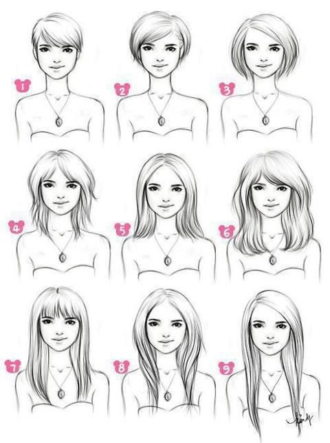My hair is somewhere between 5 and 6 haha ~Justgirlythings