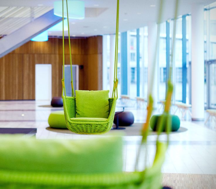 Tag en slapper efter en lang dag med møder på Comwell Conference Center Copenhagen