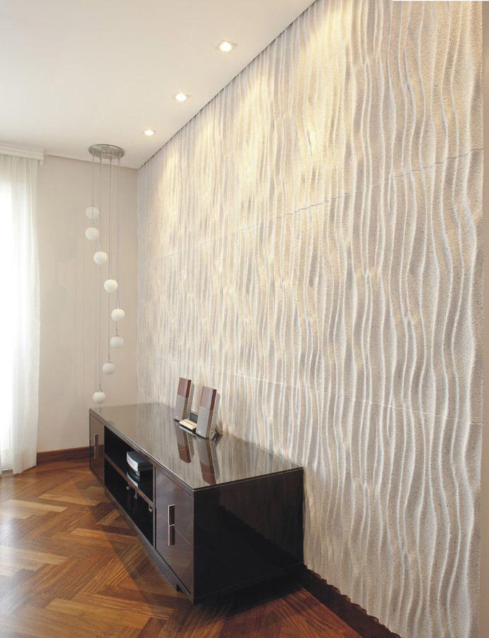 55 melhores imagens de revestimento 3d no pinterest sala for Revestimento 3d sala de estar