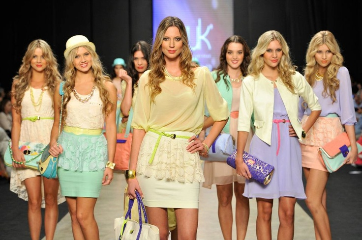@ Santander Fashion week 2012.