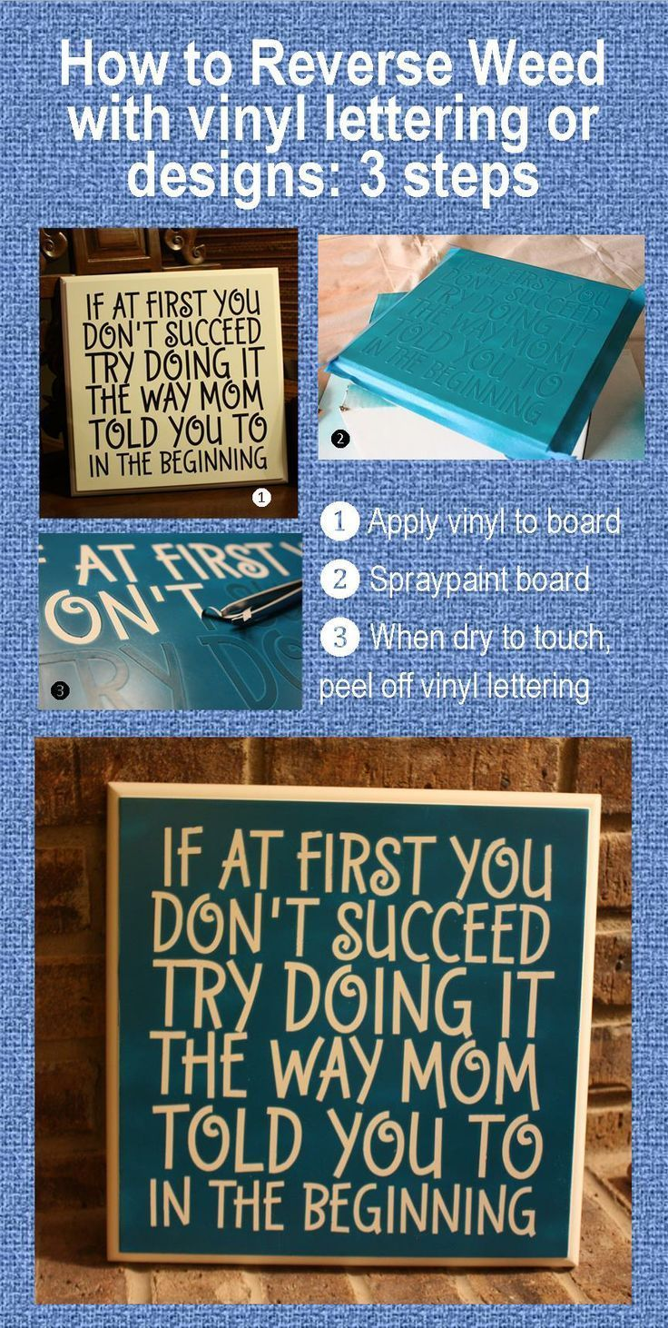 136 best images about cricut tutorials tips on pinterest With reverse vinyl lettering