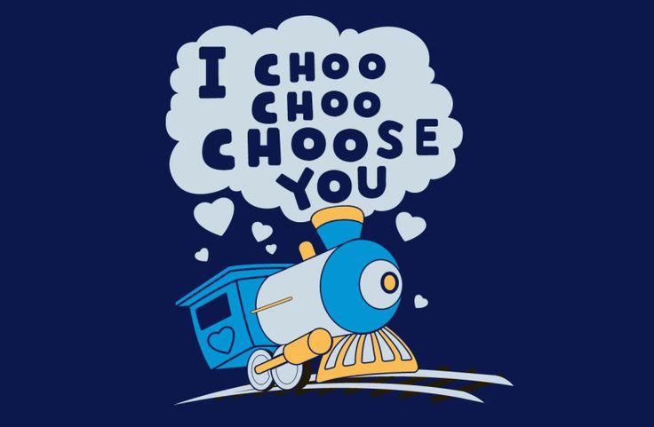 i choo choo choose you pdf