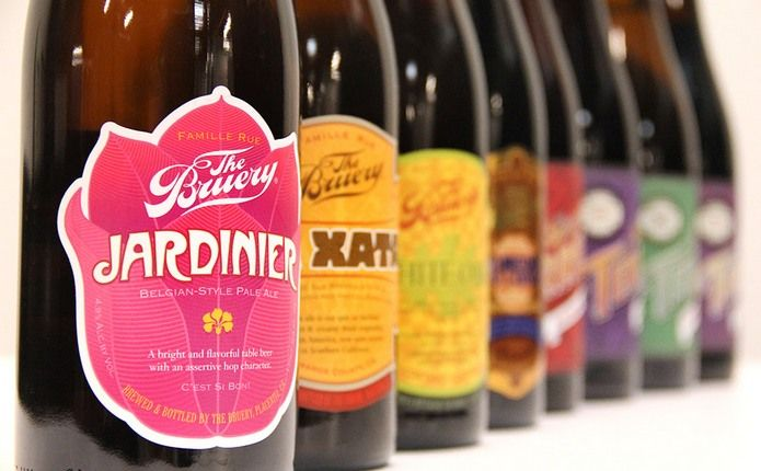 The Bruery and Bruery Terreux to distribute to Minnesota in June via Artisan Beer Company
