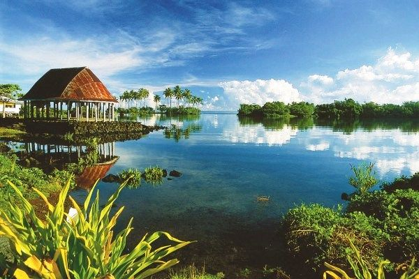 Would love to wake up in the motherland of Samoa.