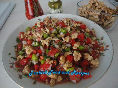 Gavurdagi Salad (Gavurdagi Salatasi)
