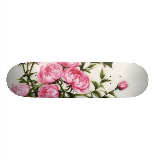 Really beautiful deck. The pink and green really stand apart from the white background, just be careful of the printing cost of all those different shades of color.