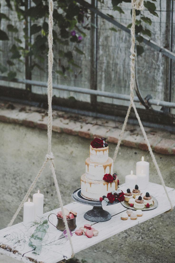 Secret Garden: Un matrimonio autunnale in serra   Wedding Wonderland