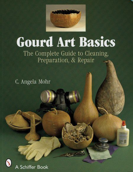 The Complete Guide to Cleaning, Preparations & Repair. By C. Angela Mohr. With the remarkable variety of gourds available in our catalog you have a great opportunity for creating endless crafts. here,                                                                                                                                                                                 More