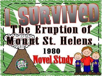 I Survived the Eruption of Mount St. Helens, 1980 Mega Pack