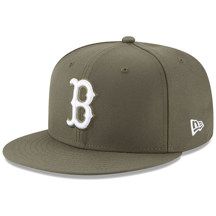 Boston red sox new era fashion color basic 59fifty fitted