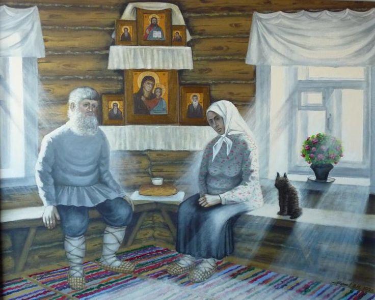 Марков Владимир. Красный угол