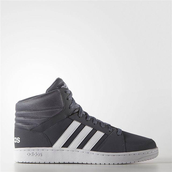 Adidas Hoops VS Mid Shoes (Onix / Running White / Running White) · Adidas  MenNike ...