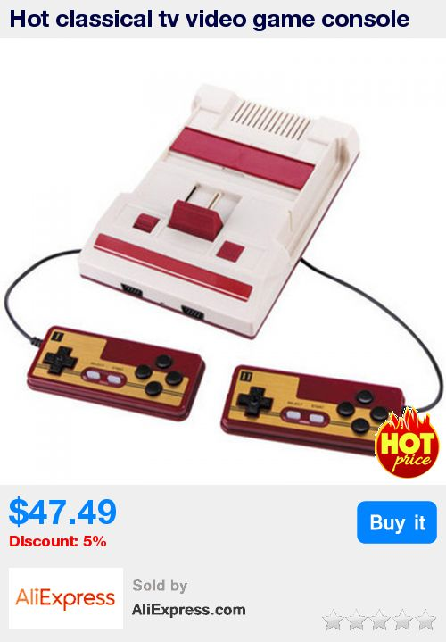 Hot classical tv video game console 8bit built in 632 different games 80 years after tv games doubl people play  * Pub Date: 19:13 Jun 27 2017