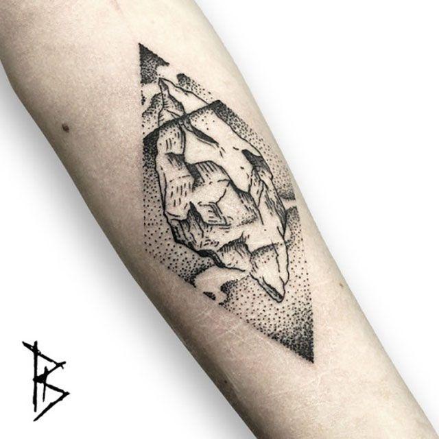 Tatouage pointillisme : La nouvelle méthode à la mode - Tattoo pointillism: The new fashionable method