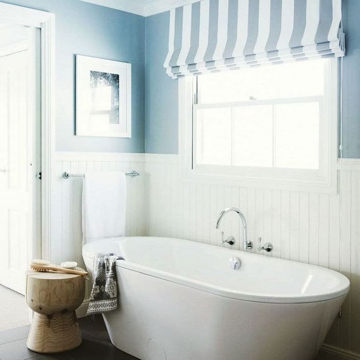 Easyclad paneling used in this Dado wall that create a great bathroom feel