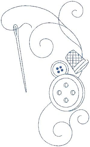 sewing tools - cucito attrezzi