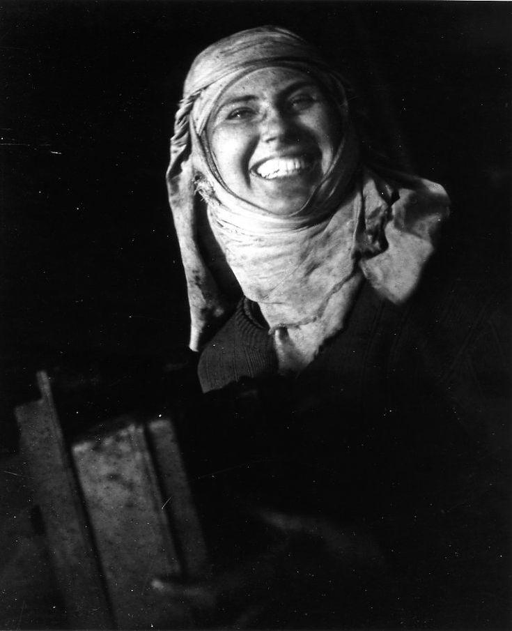 1945 - Trieuse de charbon - Lens - Robert Doisneau