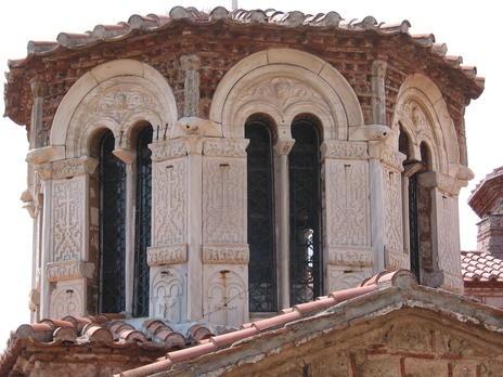 Monasteries of Daphni, Hosios Loukas and Nea Moni of Chios - Greece